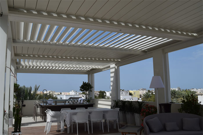 Sun Protection & pergolas, supply, install | New Home Oman